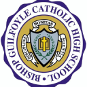 Bishop Guilfoyle Catholic High School logo