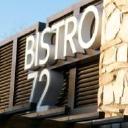 Bistro 72 logo