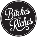 Bitches Get Riches logo icon