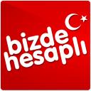 Bizdehesapli.com logo