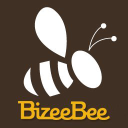 Bizee Bee logo icon