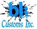 BK Customs Inc. logo