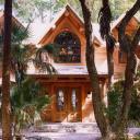 BK Cypress Log Homes, Inc. logo