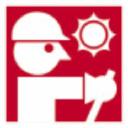 BKH Maskiner A/S logo