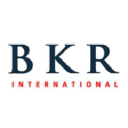 BKR International logo