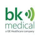 Bk Ultrasound logo icon