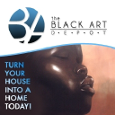 Black Art Depot logo icon