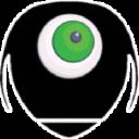 Black Bot C.B. logo