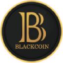 Blackcoin logo icon