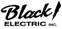 Black Electric Inc. logo