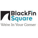 BlackFin Square - Communications Solutions logo