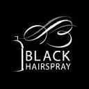 BlackHairspray.com logo