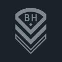 Black Hops logo icon