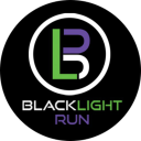Blacklight Run logo icon