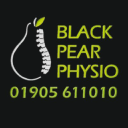 Black Pear Physio Clinic logo