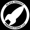 Black Rocket Productions logo