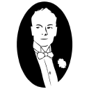Black Tie Guide logo icon