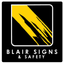 Blair Signs & Safety logo