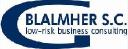 BLALMHER,S.C. logo