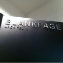 BLANKPAGE Architects logo