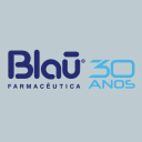 Blau Farmacêutica logo icon