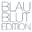 Blaublut Edition - high end photography licensing logo