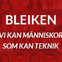 Bleiken AB logo