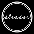 Blender AS logo