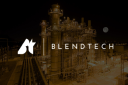 BLENDTECH, A division of PT Industrial Electric Co. logo