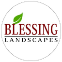 Blessing Landscapes logo