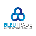 Bleutrade Cryptocurrency Exchange logo icon
