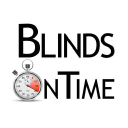BlindsOnTime.com logo