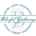 Blissful Gatherings - Gifts and Favors logo