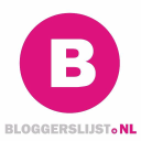 Bloggerslijst logo icon
