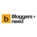 Bloggersneed logo icon