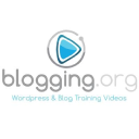 Blogging.org logo