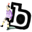 Blogsport logo icon