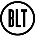 Blt Steak logo icon