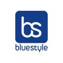 Blue Style k.s. logo