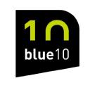 blue10.com logo icon