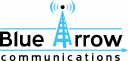 Blue Arrow Communications logo