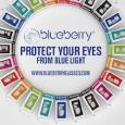 Blueberry Glasses Logo