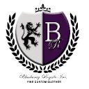 Blueburry Royale custom clothier logo