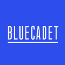 Bluecadet logo icon