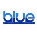 BLUE COMUNIDAD Y ENTRETENIMIENTO logo