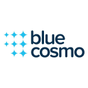 BlueCosmo Satellite Communications logo