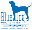 Blue Dog Properties logo