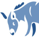 Blue Donkey logo icon
