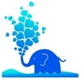 Blue Elephant Thai Restaurant logo
