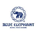 Blue Elephant logo icon